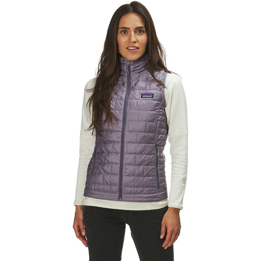 38d703c4e Patagonia Nano Puff Insulated Vest - Women's
