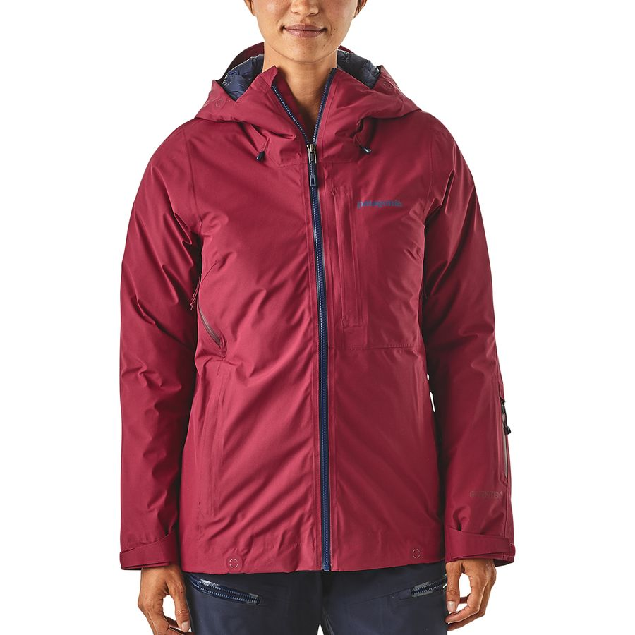 17ce177e92faf Patagonia - Primo Down Jacket - Women s - Arrow Red