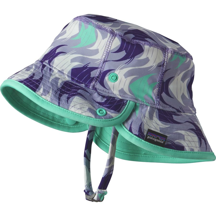 Patagonia baby little sol hat kids 39 for Youth fishing hats