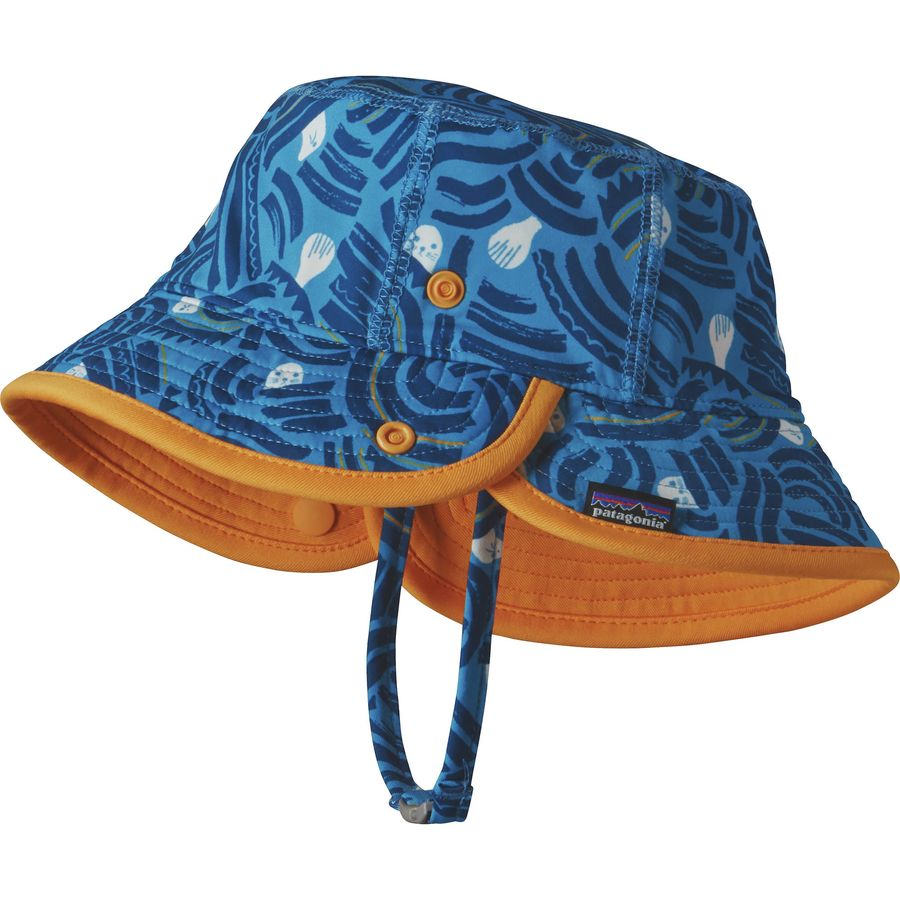 Patagonia Baby Little Sol Hat Kids Backcountry Com