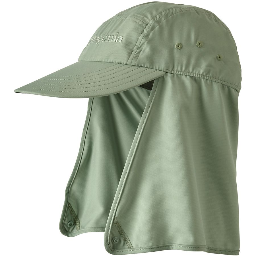 Patagonia - Bimini Stretch Fit Cap - Men s - Celadon 19e57fe2d68