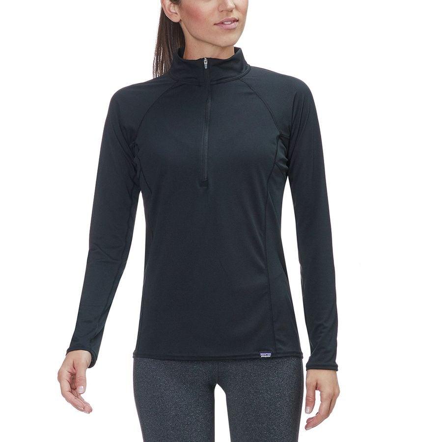 Patagonia Capilene Lightweight Zip-Neck Shirt - Womens