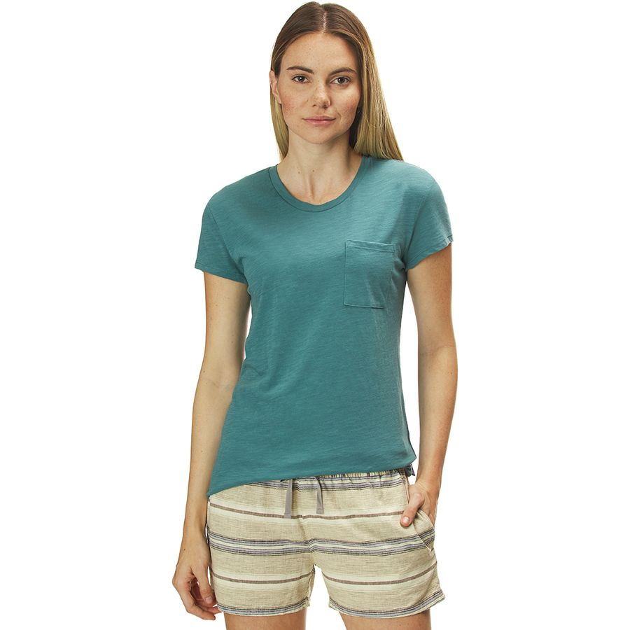 0fb07887 Patagonia - Mainstay T-Shirt - Women's - Tasmanian Teal