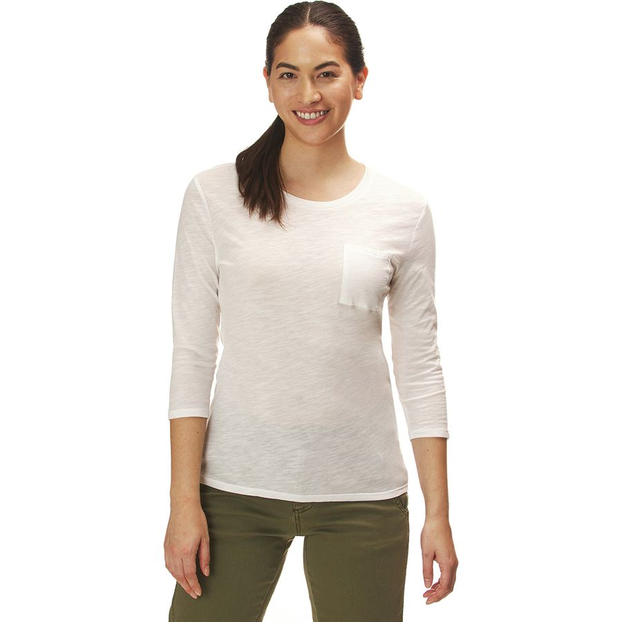 Patagonia  Mainstay Top - 3/4-Sleeve - Womens