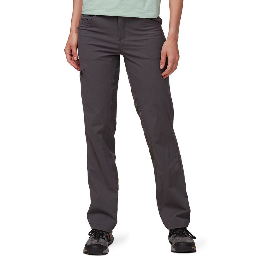 72f4d063bb Patagonia - Quandary Pant - Women s - Forge Grey