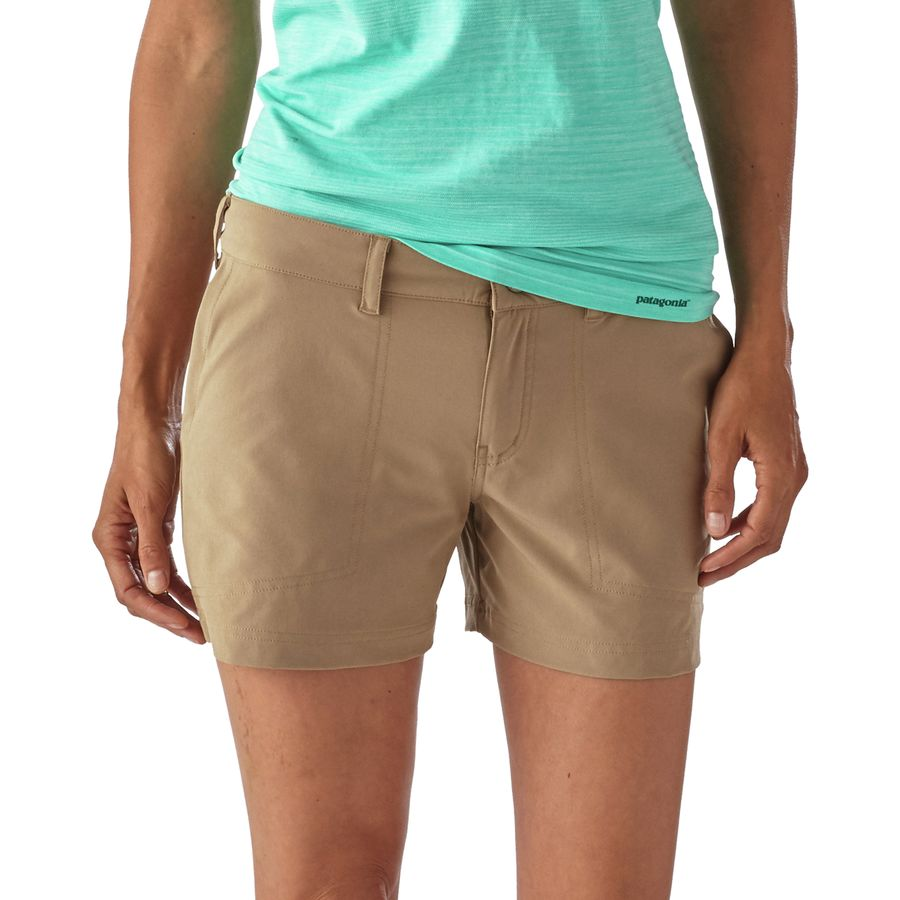 The Gap Women's Khaki Shorts, size US 6, Boyfriend Roll-Up, sage green See more like this. Ann Taylor Loft Women's Light Beige Khaki Roll Up Leg Wide Waistband Shorts 8. Pre-Owned. $ or Best Offer. Free Shipping. NEW Old Navy Womens Everyday Khaki Grey Green Navy Shorts 0 2 4 6 8 10 14 Brand New. $