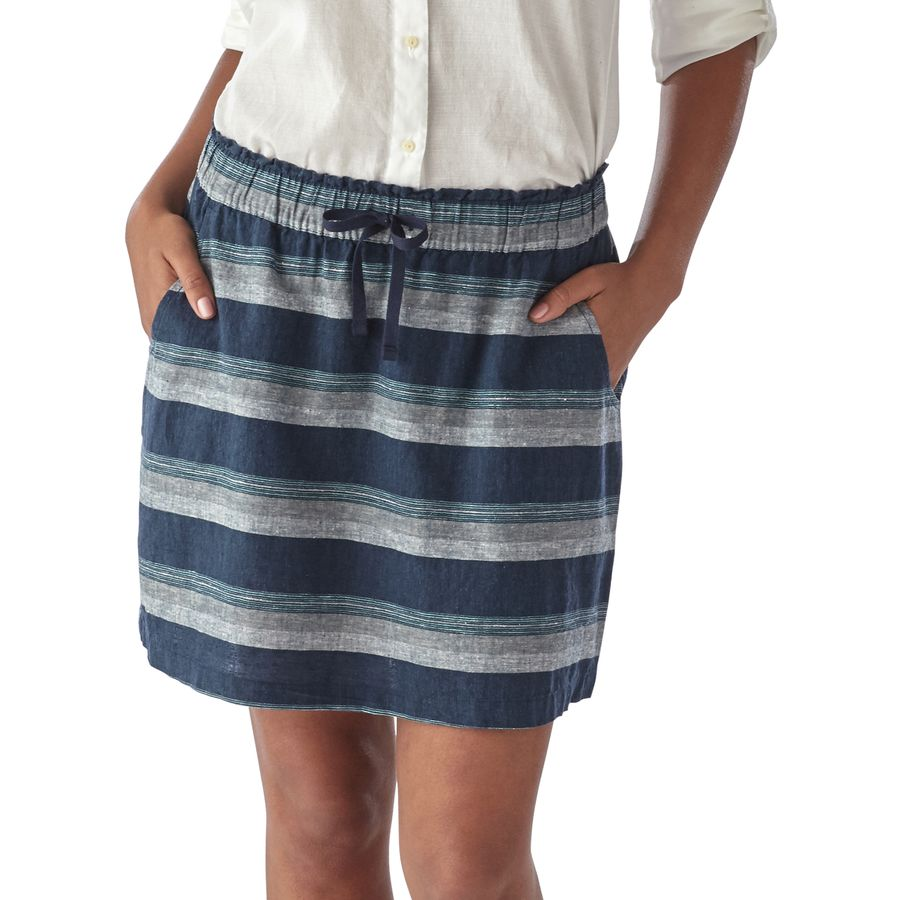 Patagonia Island Hemp Beach Skirt - Womens