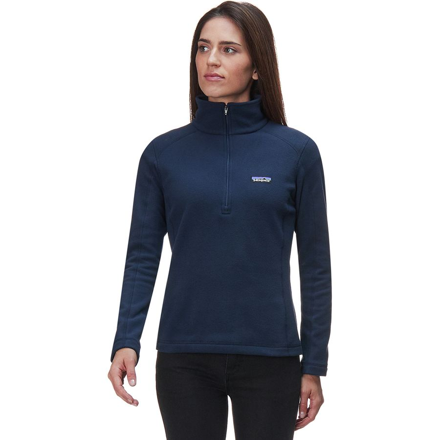 Patagonia Micro D 1/4-Zip Pullover - Women's | Backcountry.com