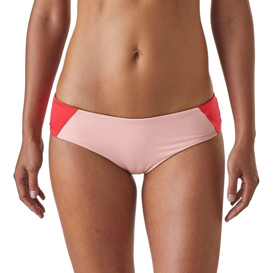 patagonia reversible cutback bikini bottom womens up