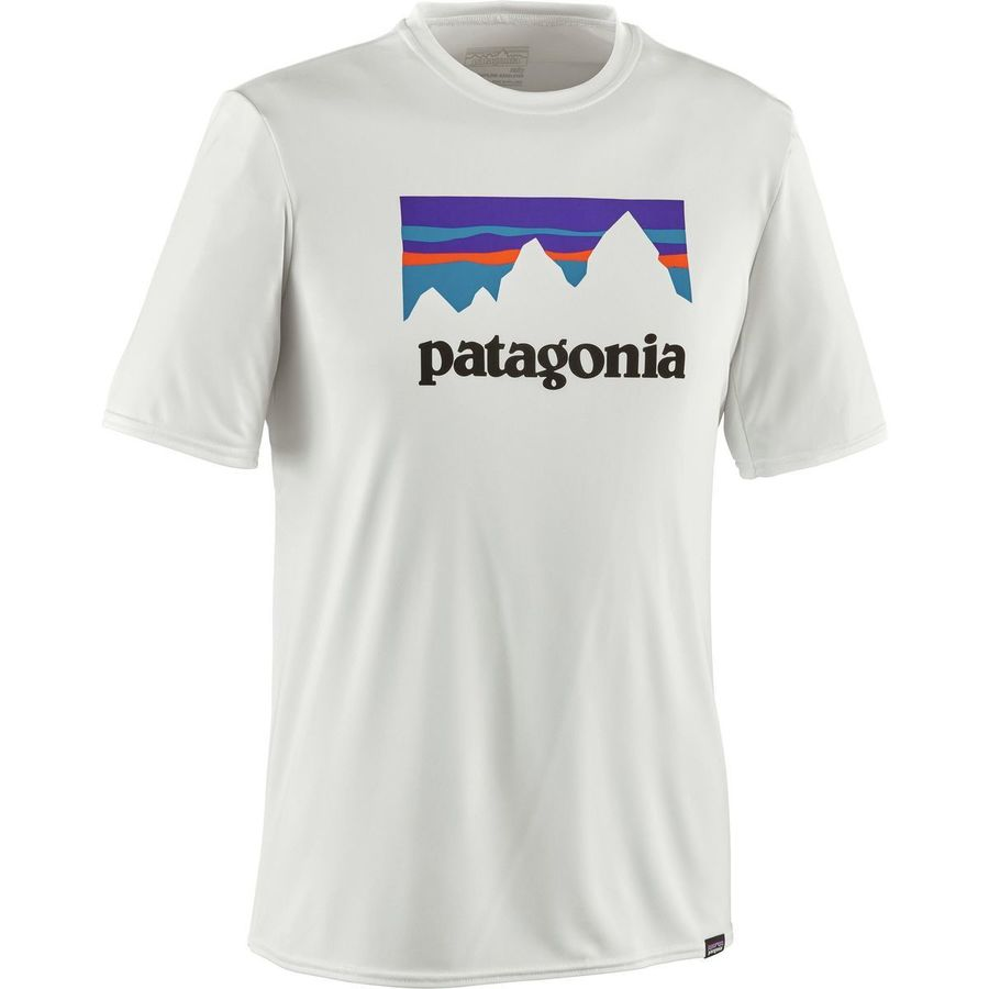 Patagonia Capilene Daily Graphic Short-Sleeve T-Shirt - Mens