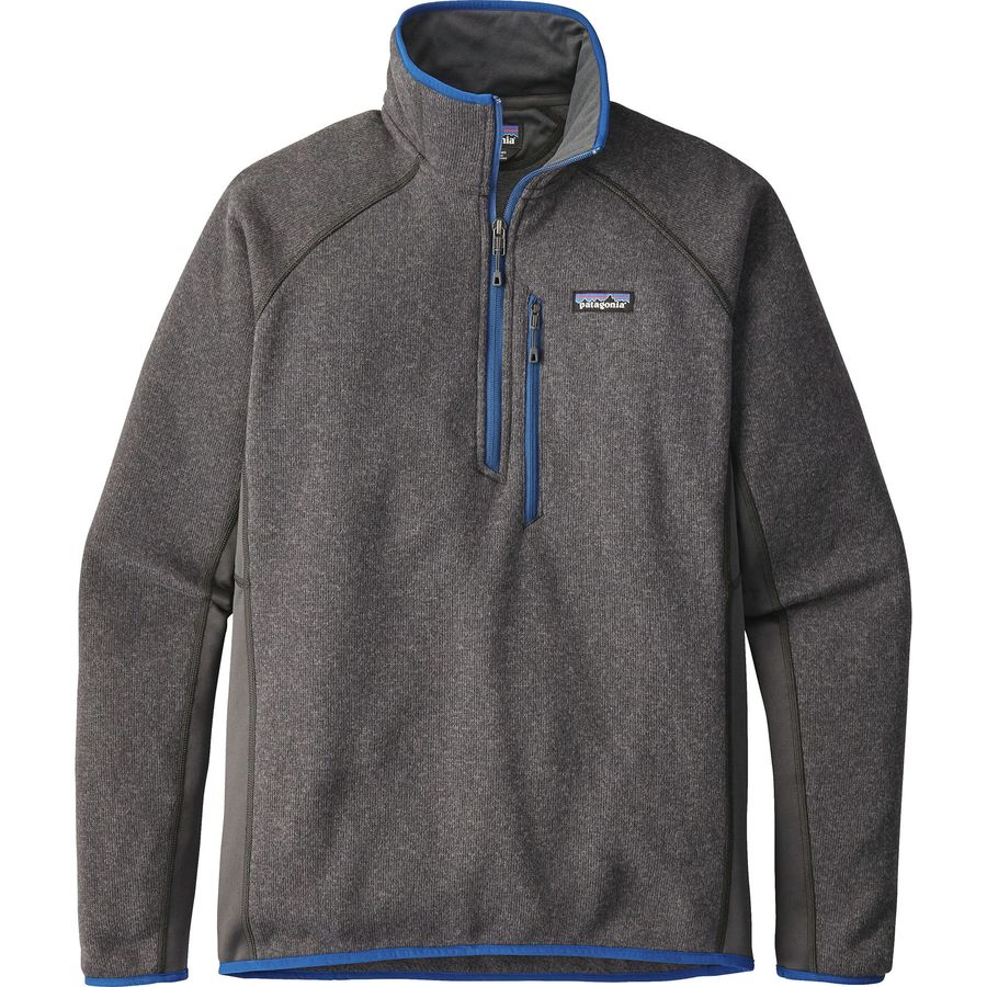 Patagonia Better Sweater 1 4 Zip