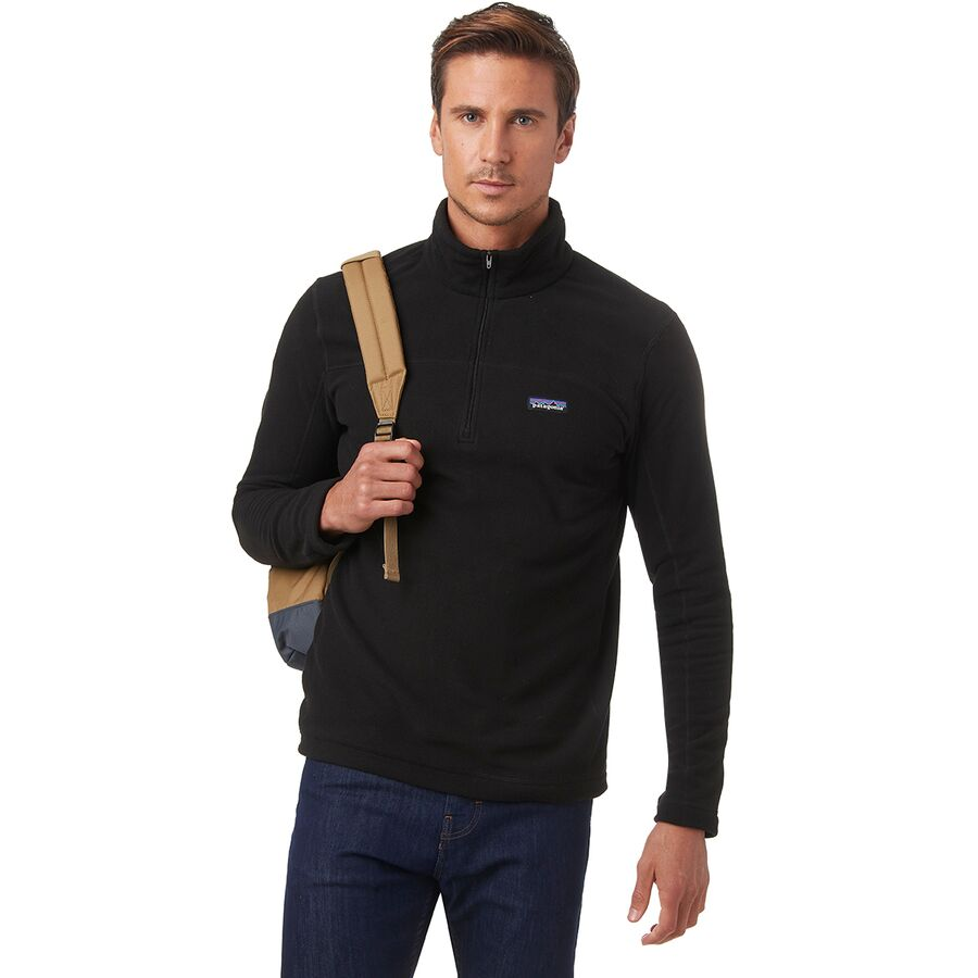 Patagonia Micro D Fleece Pullover - Men's | Backcountry.com