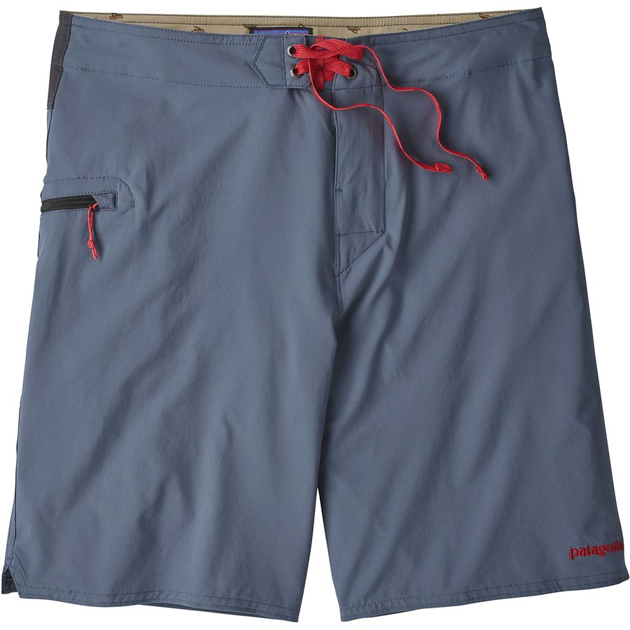 30963bab12 Patagonia - Stretch Planing 20in Board Short - Men's - Dolomite Blue