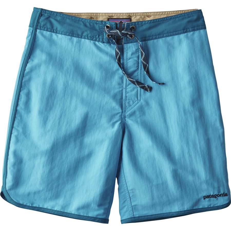 Patagonia Scallop Hem Wavefarer 18in Board Short - Mens