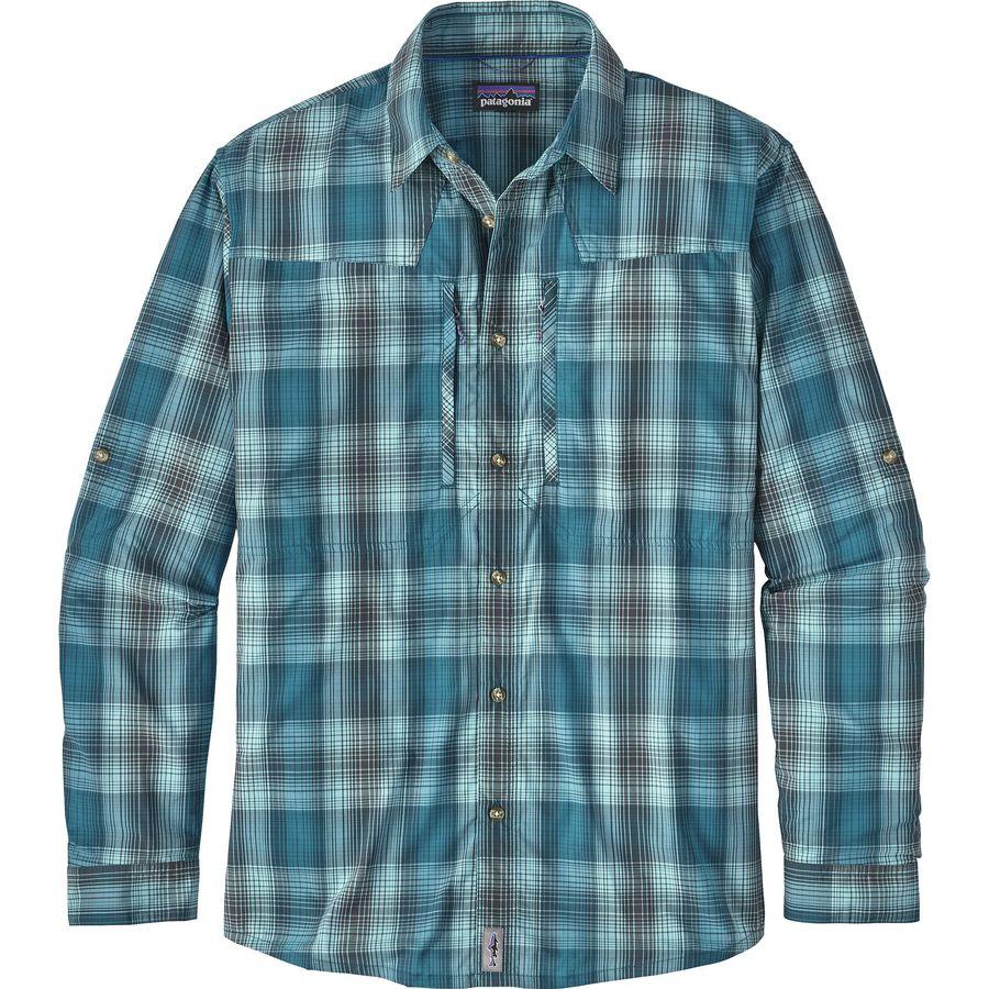 Patagonia Sun Stretch Long Sleeve Shirt Men 39 S