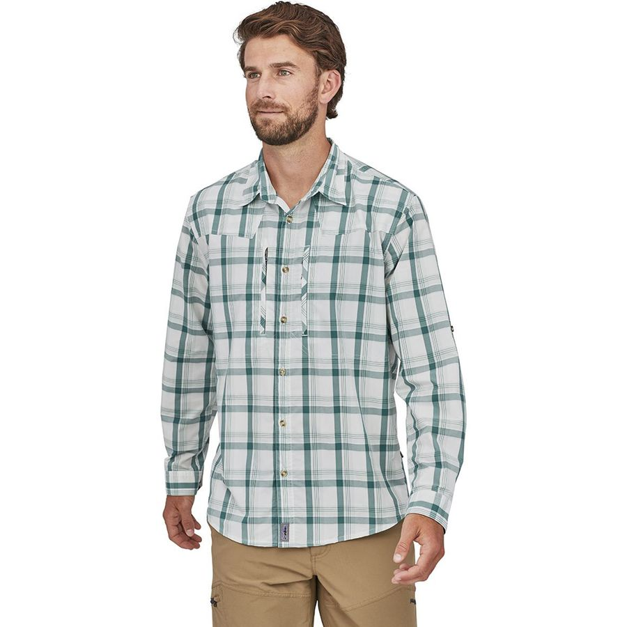 4982a5ad9 Patagonia Sun Stretch Long-Sleeve Shirt - Men's