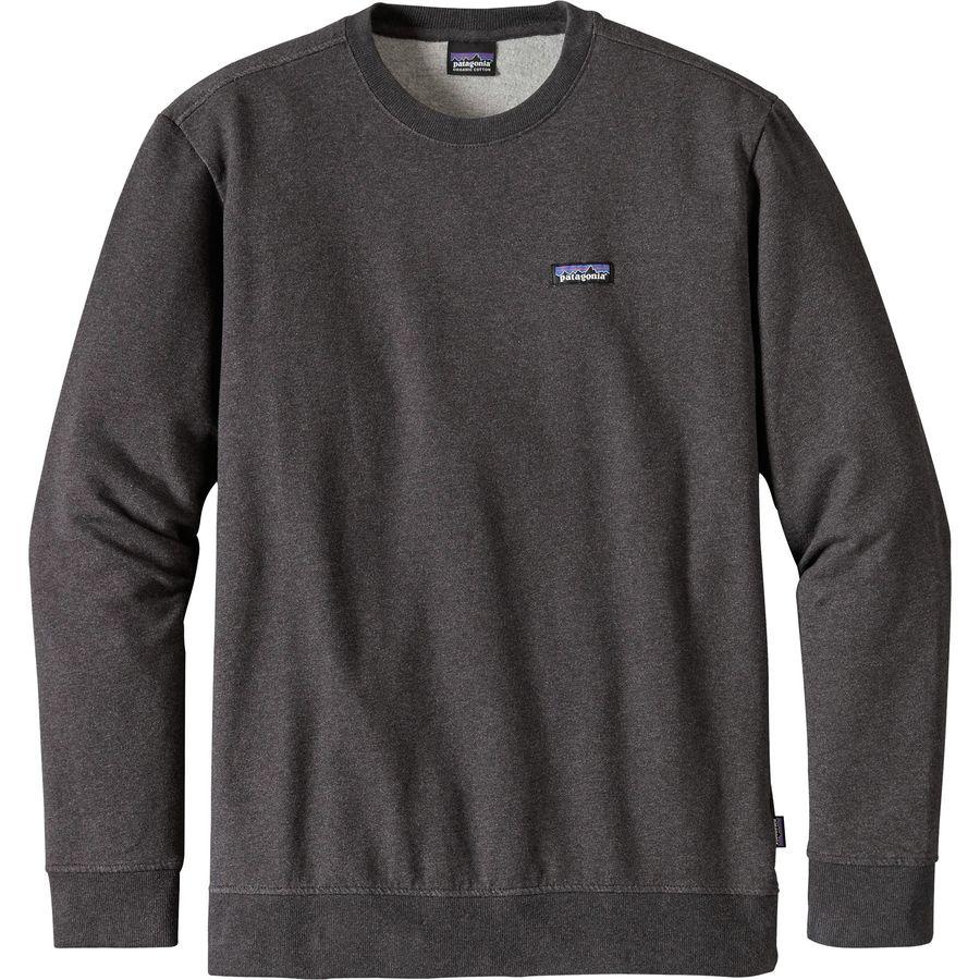 Patagonia P-6 Label Midweight Crew Sweatshirt - Mens