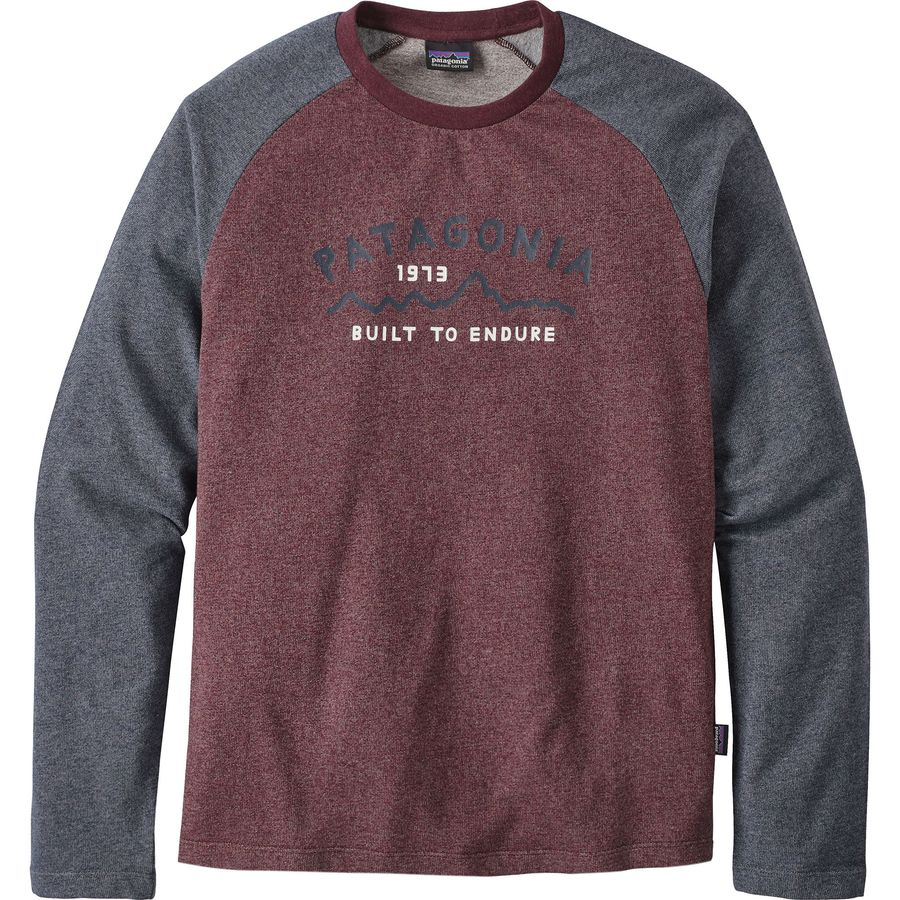 Patagonia Arched Type 73 Lightweight Crew Sweatshirt - Mens