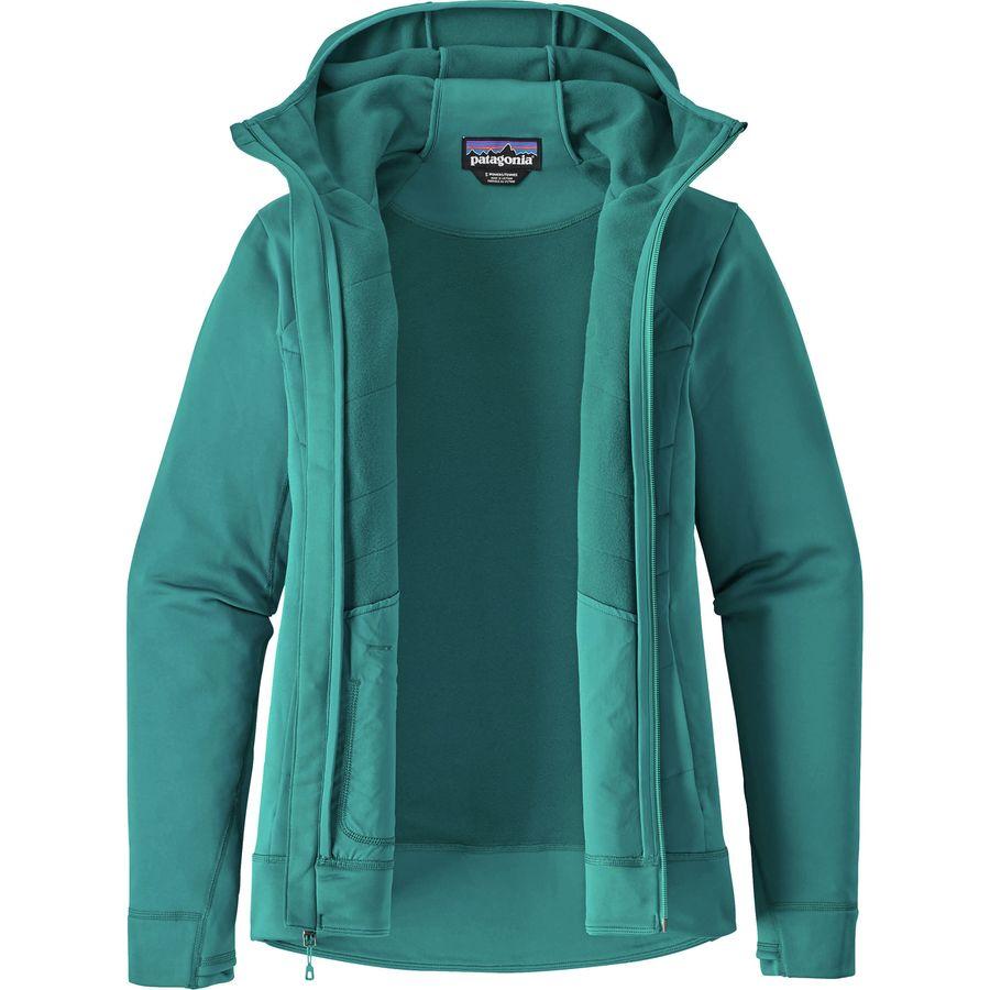 Patagonia Crosstrek Hybrid Hooded Jacket Women S