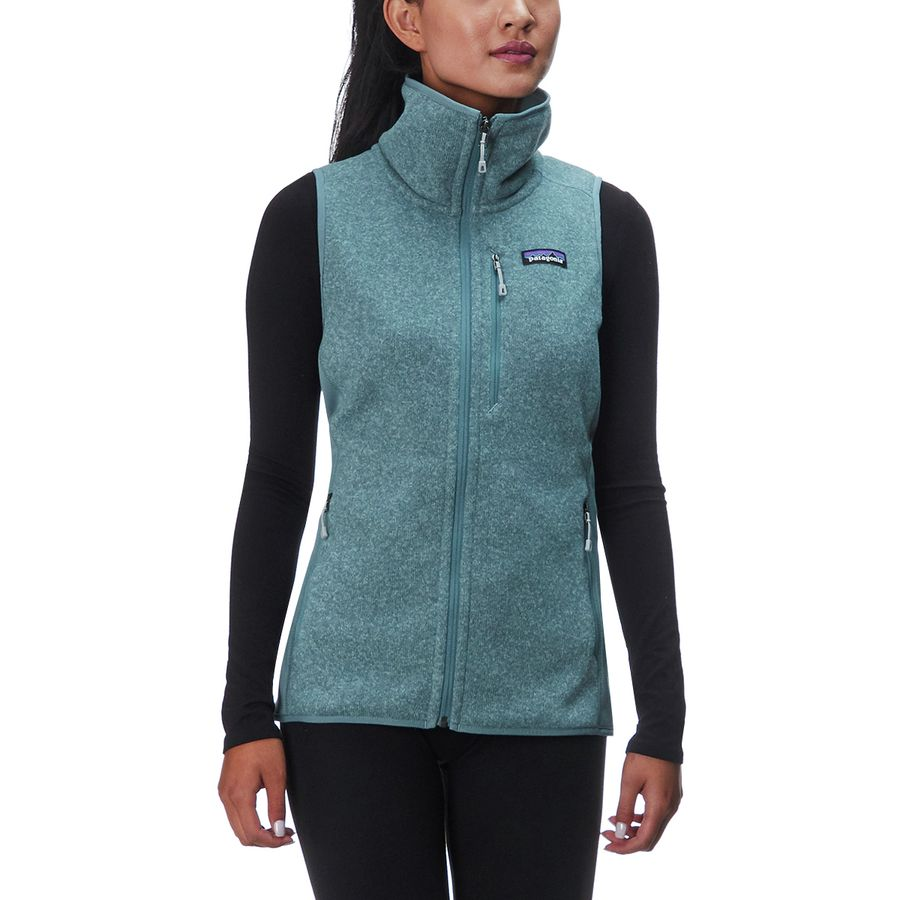 Patagonia Performance Better Sweater Vest Womens