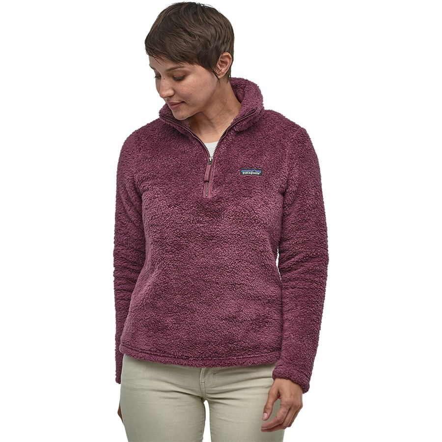 0fe2498b8 Patagonia Los Gatos 1/4-Zip Fleece Pullover - Women's