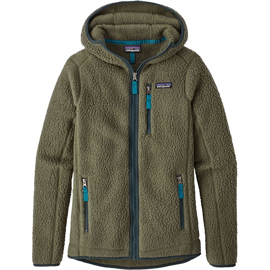 Patagonia Retro Pile Hooded Jacket - Womens