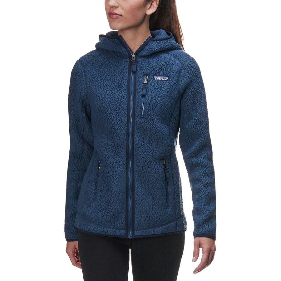 d2a7f367e2da Patagonia Retro Pile Hooded Jacket - Women s