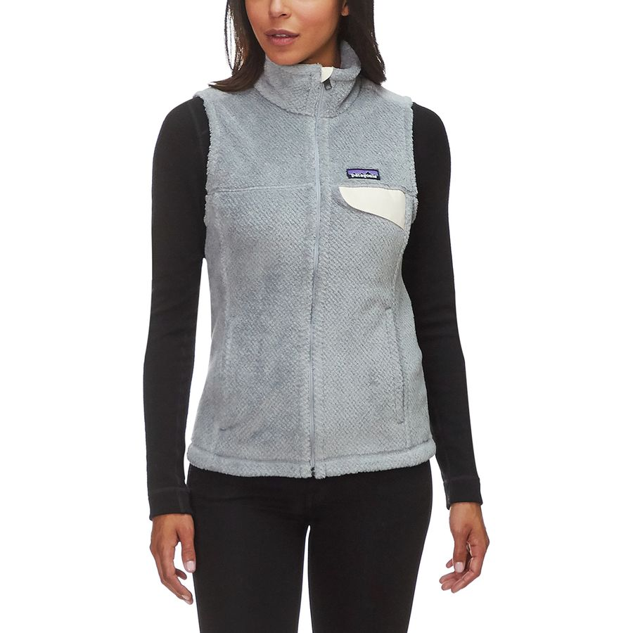 8a537cd2d9ef32 Patagonia - Re-Tool Vest - Women s - Tailored Grey Nickel X-dye