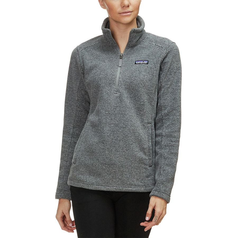 Patagonia Classic Synch Marsupial Pullover Fleece Jacket - Women's ...