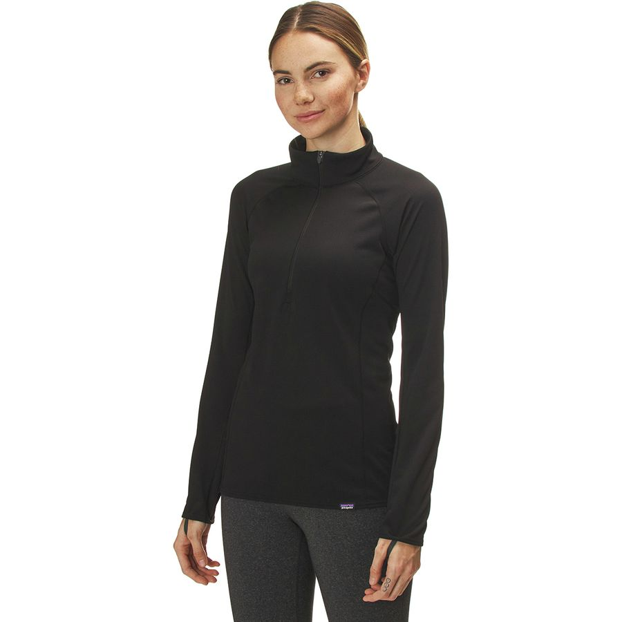 Patagonia Capilene Midweight Zip-Neck Top - Womens