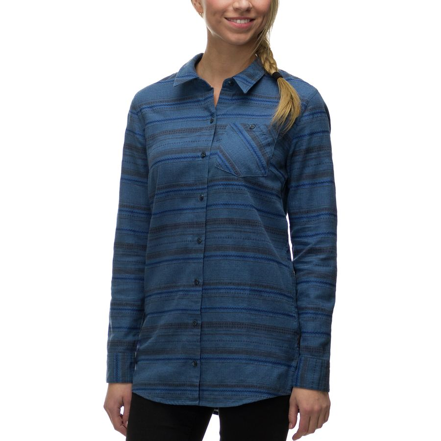 Patagonia Aspen Forest Tunic - Long-Sleeve - Womens