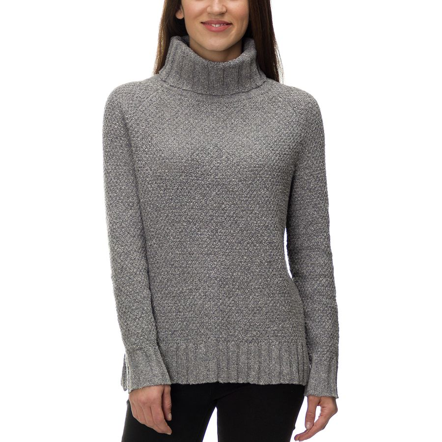 Patagonia Off Country Turtleneck Sweater - Womens
