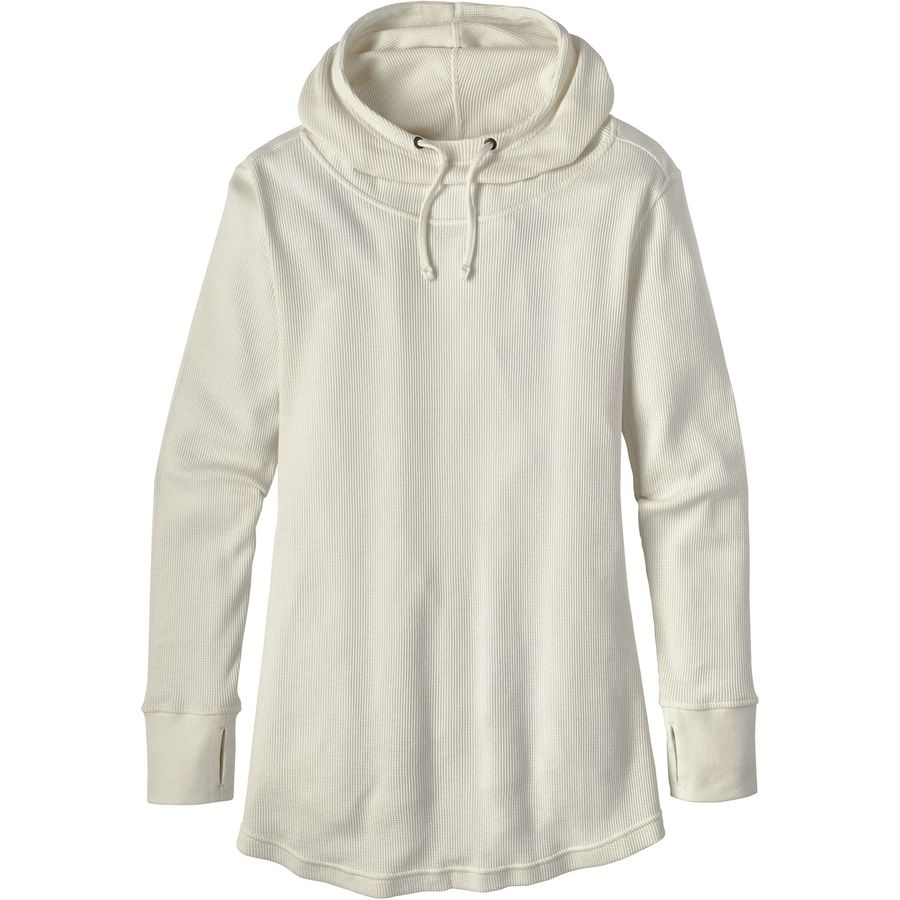 Patagonia Hooded Waffle Tunic - Womens