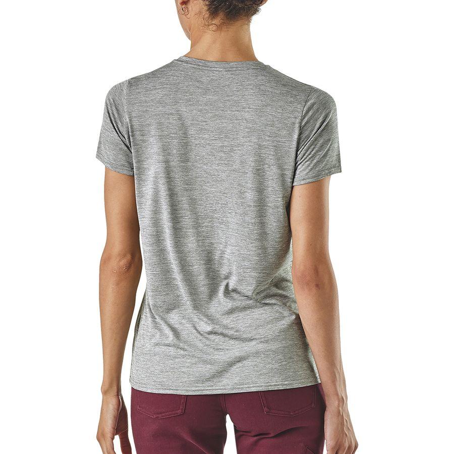 1c6c78b5 Patagonia Capilene Daily Graphic T-Shirt - Women's | Steep & Cheap