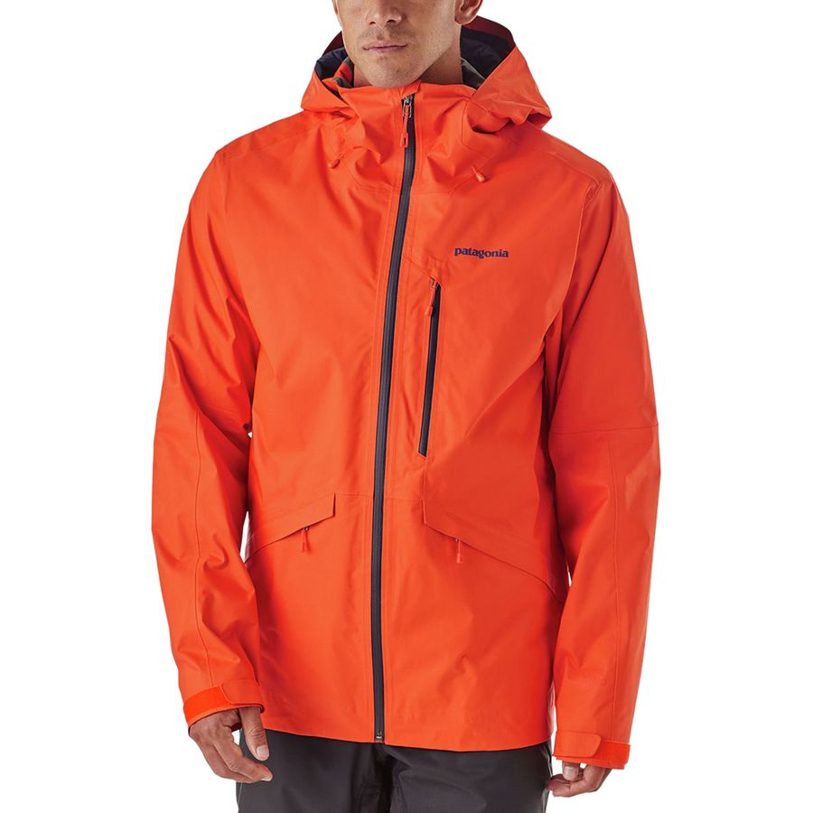 Patagonia Snowshot Insulated Jacket Men S Backcountry Com