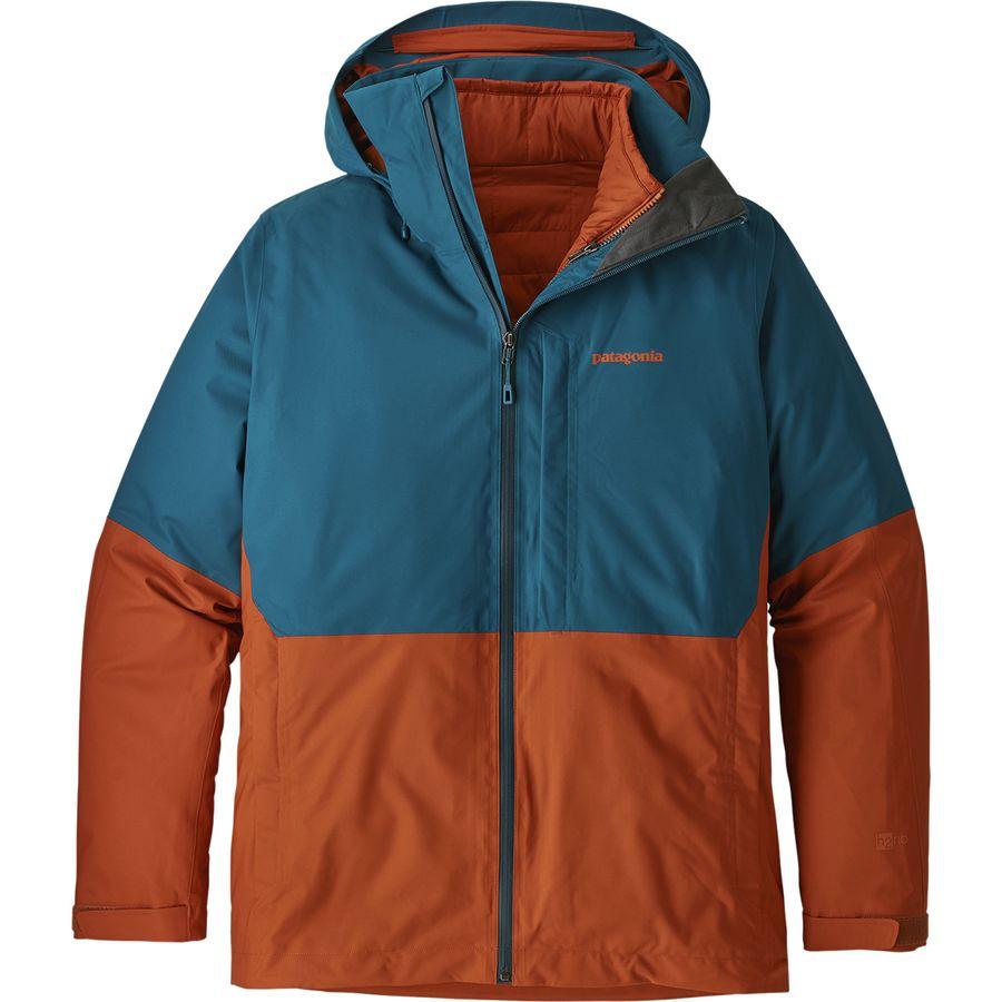 Patagonia Snowshot 3 In 1 Jacket Men S Backcountry Com