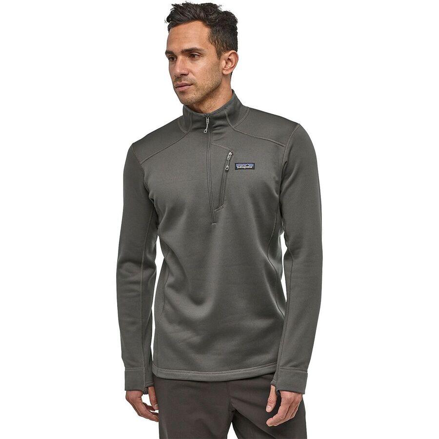 Patagonia Crosstrek Fleece 1/4-Zip Jacket - Mens