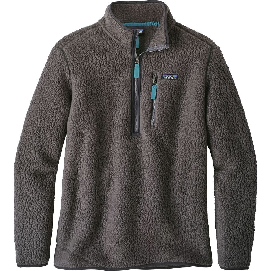 f7a137df3fec Patagonia - Retro Pile Pullover Jacket - Men s - Forge Grey