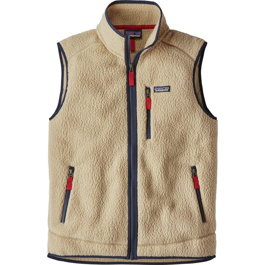 Patagonia Retro Pile Vest - Men's | Backcountry.com