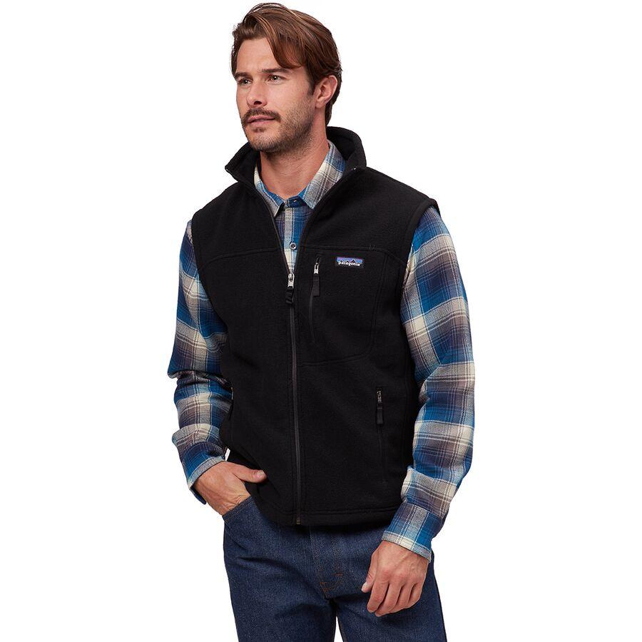 Patagonia Classic Synchilla Fleece Vest - Mens