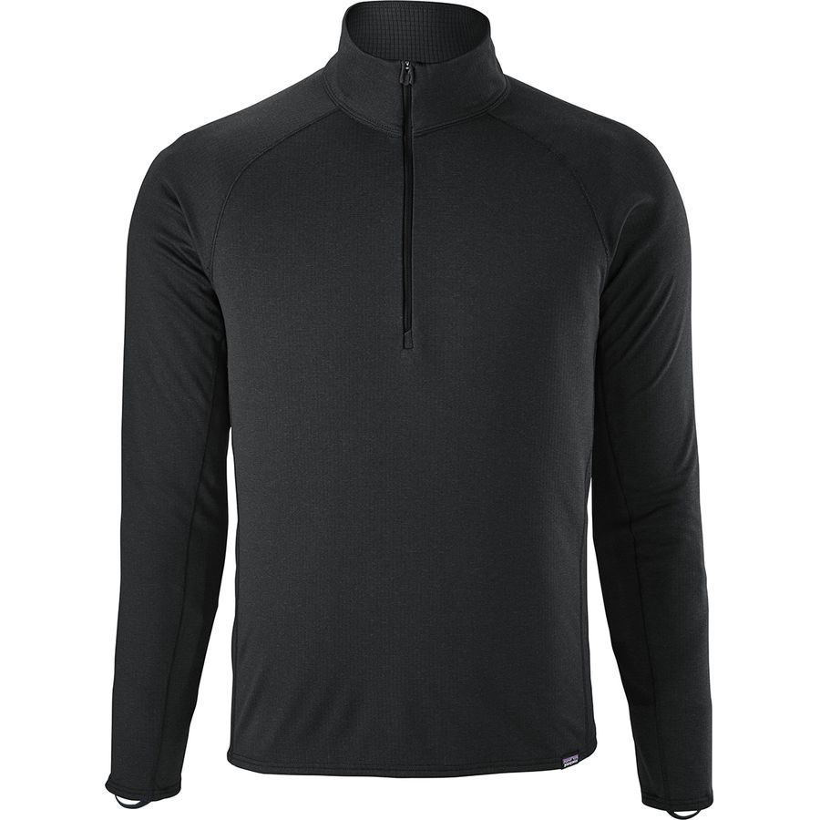 Patagonia Capilene Midweight Zip-Neck Top - Mens