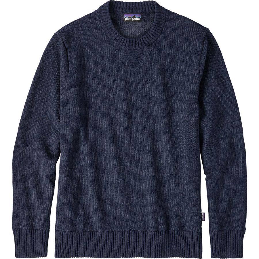 Patagonia Off Country Crewneck Sweater - Mens