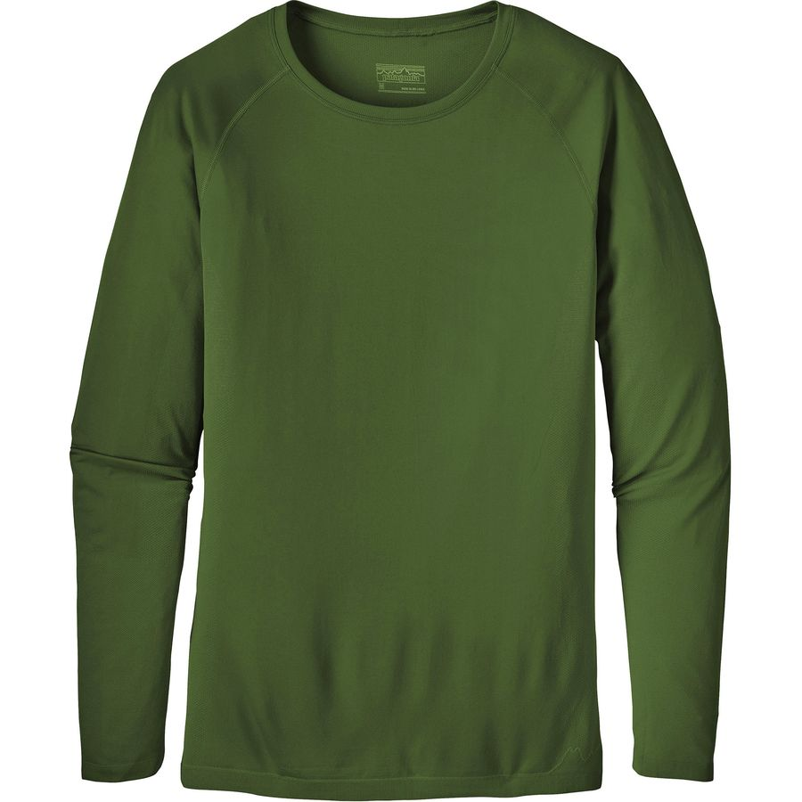Patagonia Slope Runner Long-Sleeve Shirt - Men's | Backcountry.com