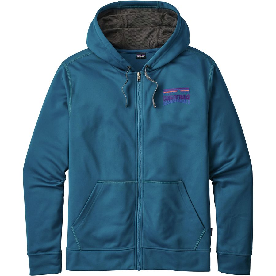Patagonia Fitz Roy Frostbite Polycycle Full-Zip Hoody - Mens
