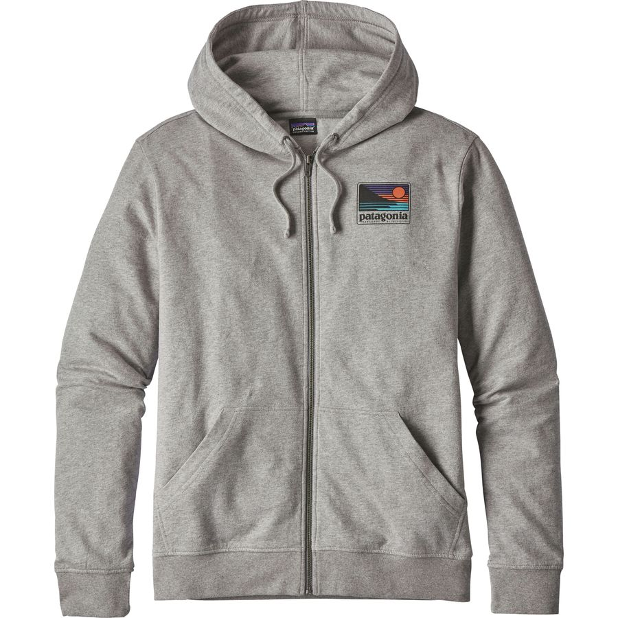 Lightweight zipper hoodie