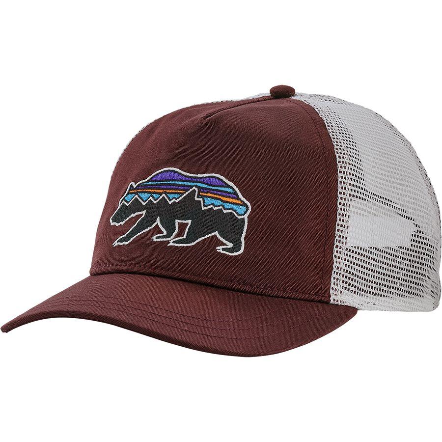 45a40656b Patagonia Fitz Roy Bear Layback Trucker Hat - Women's