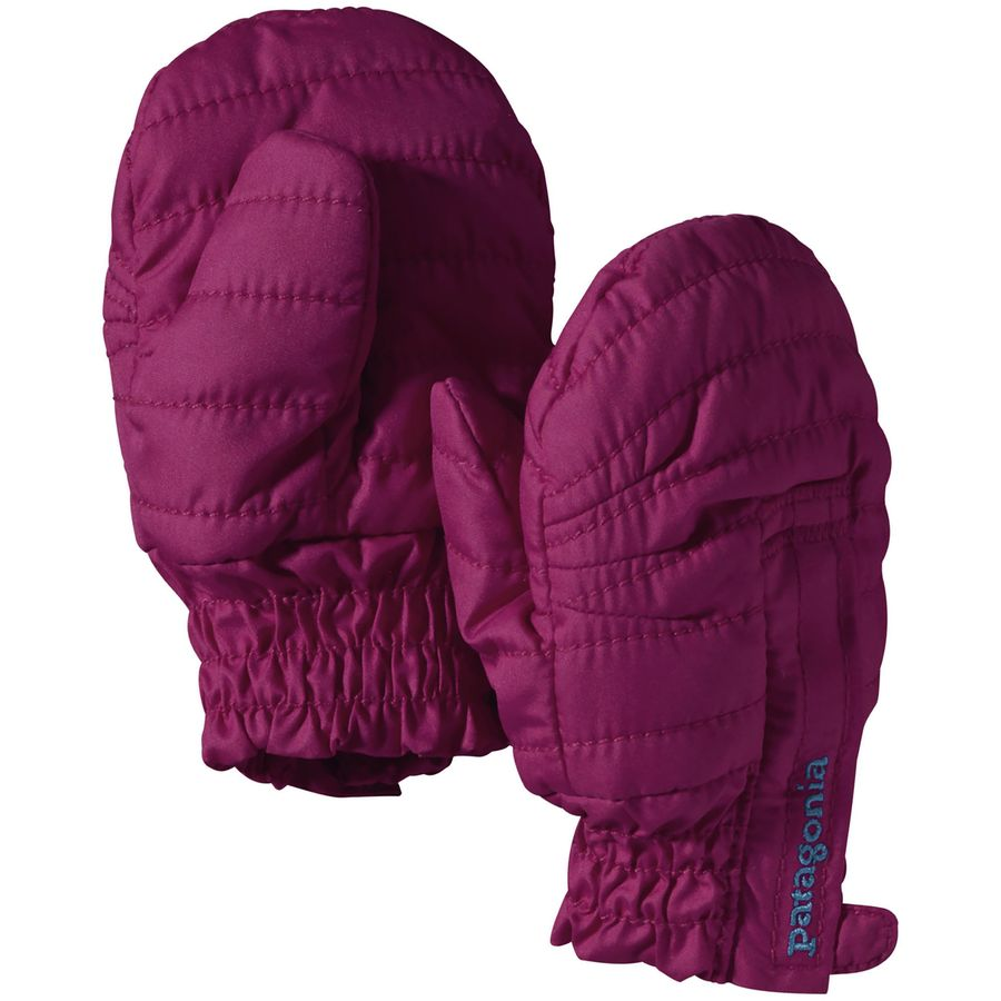 Patagonia Baby Puff Mitts Toddler Girls Backcountry Com