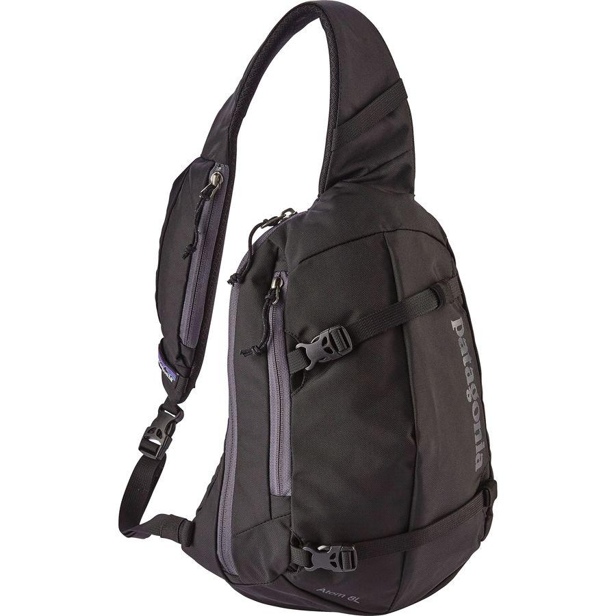 c13f9fe2694e Patagonia - Atom 8L Sling Bag - Black