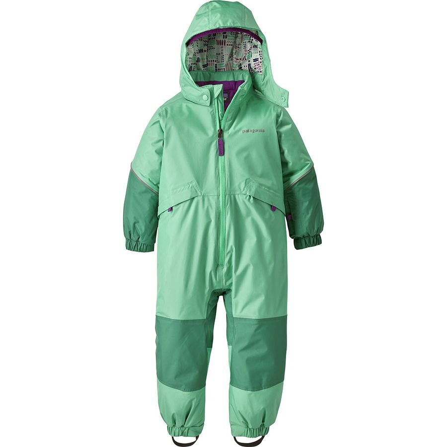 cd1e85a38 Patagonia Baby Snow Pile One-Piece Snow Suit - Toddler Girls ...