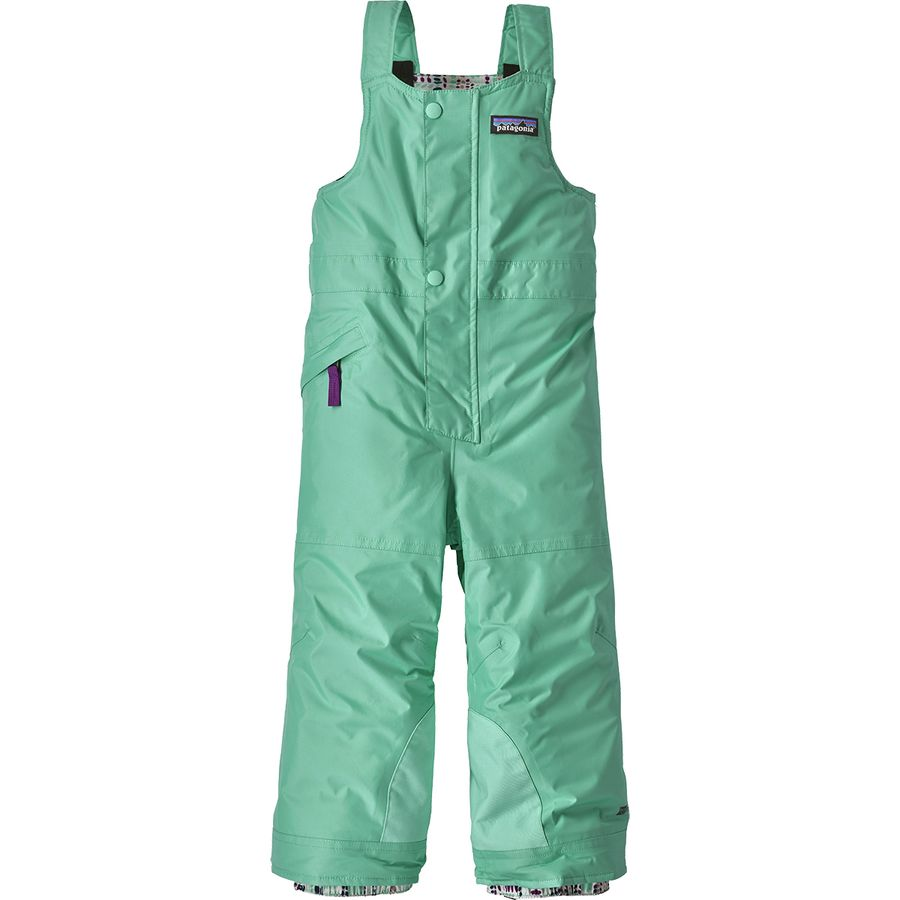 b8636aaa1 Patagonia Snow Pile Bib - Toddler Girls' | Backcountry.com